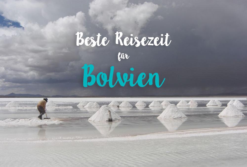 Tickt Klima Im Andenland Das Beste BolivienSo Reisezeit mnw8vN0