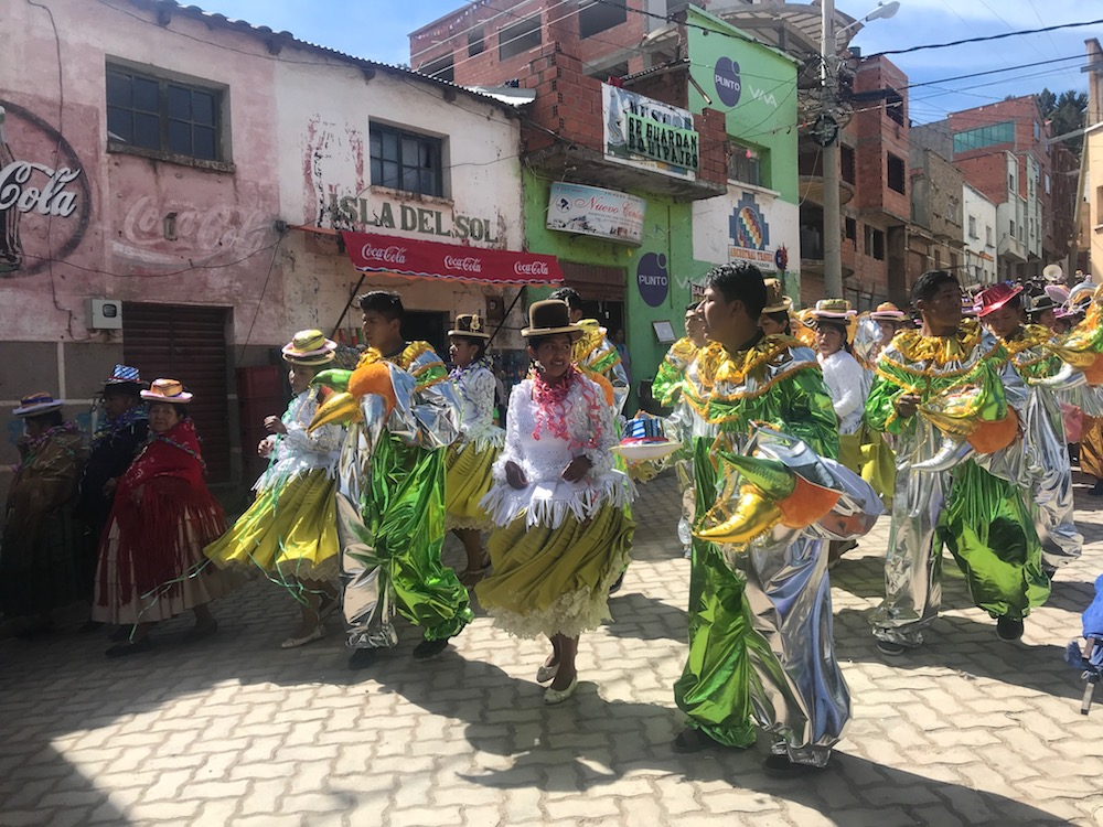 Bolivien Folklore